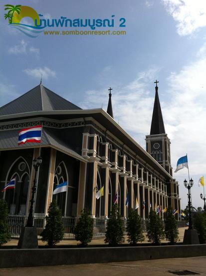 โบสถ์วัดโรมันคาทอลิค