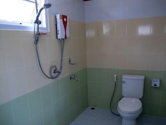 ห้องน้ำใหม่